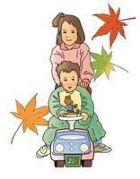 赤ちゃんと女の子 28144091947| 写真素材・ストックフォト・画像・イラスト素材|アマナイメージズ