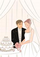 結婚式 28144092183  写真素材・ストックフォト・画像・イラスト素材 アマナイメージズ