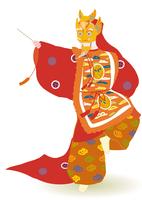 陵王 28144092246  写真素材・ストックフォト・画像・イラスト素材 アマナイメージズ