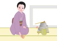 茶の湯 28144092282  写真素材・ストックフォト・画像・イラスト素材 アマナイメージズ