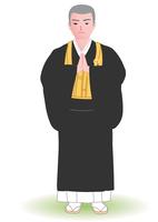 僧侶 28144092287  写真素材・ストックフォト・画像・イラスト素材 アマナイメージズ