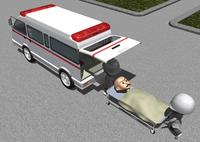 救急車 28144092464  写真素材・ストックフォト・画像・イラスト素材 アマナイメージズ