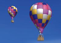気球 28144092468  写真素材・ストックフォト・画像・イラスト素材 アマナイメージズ