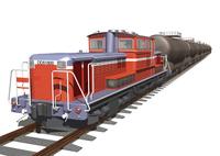 貨物列車 28144092516| 写真素材・ストックフォト・画像・イラスト素材|アマナイメージズ