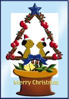 クリスマスイメージ イラスト 28144095526| 写真素材・ストックフォト・画像・イラスト素材|アマナイメージズ