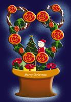 クリスマスイメージ イラスト