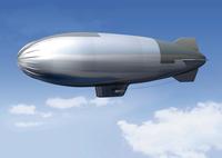 e24飛行船 CG