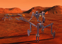 ロボットのCGイメージ