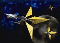 宇宙船のCGイメージ 28144096224| 写真素材・ストックフォト・画像・イラスト素材|アマナイメージズ