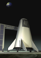 ロケットのCGイメージ 28144096257| 写真素材・ストックフォト・画像・イラスト素材|アマナイメージズ