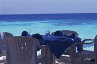 モルジブのリゾート