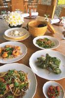 インドネシア料理各種