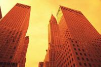 ニューヨークのビル 28144101724| 写真素材・ストックフォト・画像・イラスト素材|アマナイメージズ
