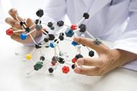 分子模型 28174005842| 写真素材・ストックフォト・画像・イラスト素材|アマナイメージズ