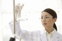 女性研究員 28174006308| 写真素材・ストックフォト・画像・イラスト素材|アマナイメージズ
