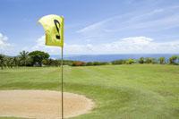ゴルフコース 28174007385| 写真素材・ストックフォト・画像・イラスト素材|アマナイメージズ