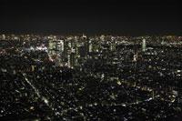 新宿副都心ビルの空撮 28203001046| 写真素材・ストックフォト・画像・イラスト素材|アマナイメージズ