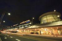 羽田第二ターミナル夜景