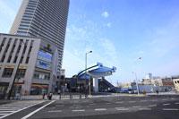 ゆりかもめ豊洲駅前周辺