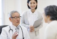患者に問診をする男性医師 33000002176| 写真素材・ストックフォト・画像・イラスト素材|アマナイメージズ