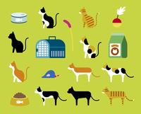 猫とペット用品