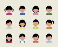 幼児のバストアップ 60000000040| 写真素材・ストックフォト・画像・イラスト素材|アマナイメージズ
