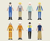 男性(いろいろな職業2) 60000000058| 写真素材・ストックフォト・画像・イラスト素材|アマナイメージズ