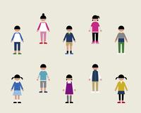 子ども達 60000000075| 写真素材・ストックフォト・画像・イラスト素材|アマナイメージズ