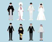人物(結婚式2)