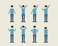 ティーン男子(いろいろな感情) 60000000095| 写真素材・ストックフォト・画像・イラスト素材|アマナイメージズ