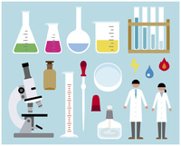科学実験セット 60000000277| 写真素材・ストックフォト・画像・イラスト素材|アマナイメージズ