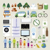 エコ家電リサイクルセット 60000000295| 写真素材・ストックフォト・画像・イラスト素材|アマナイメージズ