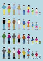 家族セット(オールシーズン) 60000000307| 写真素材・ストックフォト・画像・イラスト素材|アマナイメージズ