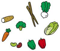 体をあたためる野菜