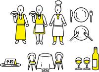 レストランのイメージ
