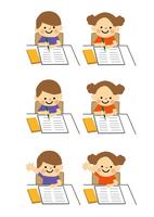 男の子と女の子 学習