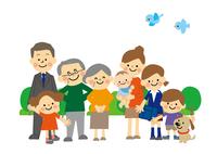 人々 家族