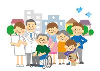 町と家族 看護と介護