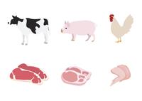 家畜 60003000001| 写真素材・ストックフォト・画像・イラスト素材|アマナイメージズ