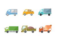 トラック 60003000014| 写真素材・ストックフォト・画像・イラスト素材|アマナイメージズ