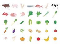 食材 60003000047  写真素材・ストックフォト・画像・イラスト素材 アマナイメージズ