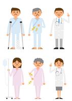 患者と医者