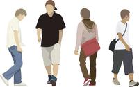 女性(1)男性(3)