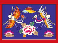 民族文様(アジア) 60006000273| 写真素材・ストックフォト・画像・イラスト素材|アマナイメージズ