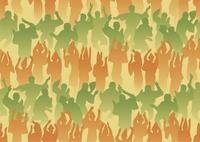 踊り 60007000620  写真素材・ストックフォト・画像・イラスト素材 アマナイメージズ