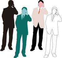 ビジネス男性 60008000151| 写真素材・ストックフォト・画像・イラスト素材|アマナイメージズ