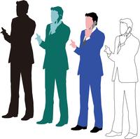 ビジネス男性 60008000152| 写真素材・ストックフォト・画像・イラスト素材|アマナイメージズ
