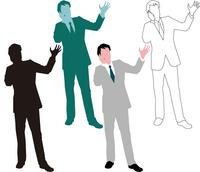 ビジネス男性 60008000153| 写真素材・ストックフォト・画像・イラスト素材|アマナイメージズ