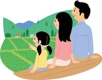 若年層の地方への移住 60008000501| 写真素材・ストックフォト・画像・イラスト素材|アマナイメージズ
