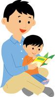 男性の育児参加 60008000512| 写真素材・ストックフォト・画像・イラスト素材|アマナイメージズ